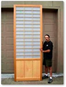 large shoji screen