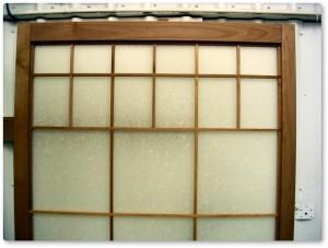 shoji screen panel