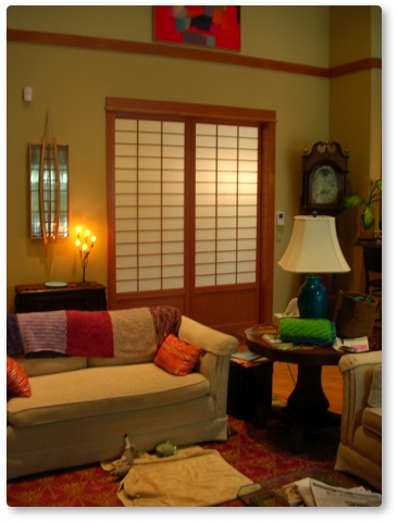 double shoji screen doors