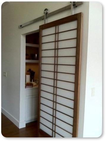 ... Portland Shoji Screen Installation & Shoji Sliding Doors - Door Ideas ~ themiracle.biz