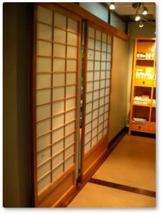 craftsman built shoji screens